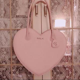 ミルク(MILK)のMILK 45周年 ハートバッグ(トートバッグ)