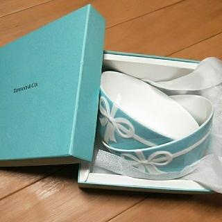 ティファニー(Tiffany & Co.)のティファニー ブルーボックス・ボウル(食器)
