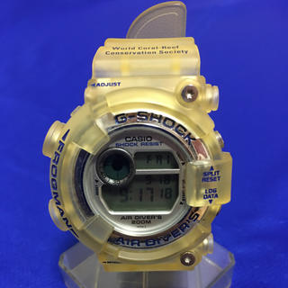 ジーショック(G-SHOCK)のG-SHOCK フロッグマン DW-8250-7BT グレートパボーナ 青文字(腕時計(デジタル))