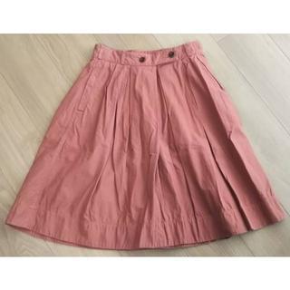 マーガレットハウエル(MARGARET HOWELL)のMHL フレアスカート(ひざ丈スカート)