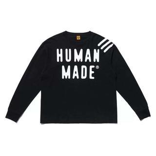 HUMAN MADE 20SS ブラック  メンズ  サイズL  長袖Tシャツ(Tシャツ/カットソー(七分/長袖))
