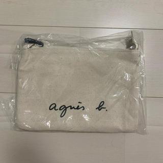 アニエスベー(agnes b.)のagnes b. サコッシュ 【新品タグ付き】(ショルダーバッグ)