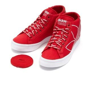 アディダス(adidas)のAdidas インヒールハイカットスニーカー 24cm(スニーカー)
