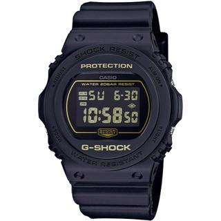 ジーショック(G-SHOCK)のカシオ G-SHOCK スペシャルカラー 腕時計 DW-5700BBM-1JF黒(腕時計(デジタル))