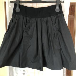 ドゥーズィエムクラス(DEUXIEME CLASSE)のドゥーズィムクラス タフタスカート(ひざ丈スカート)
