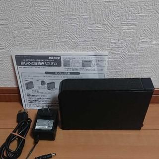 Buffalo - バッファロー HDD HD-LBV3.0 3TB 大容量