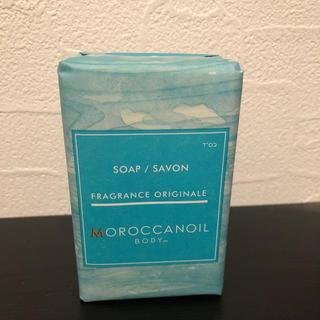 モロッカンオイル(Moroccan oil)のモロッカン ソープ(ボディソープ/石鹸)