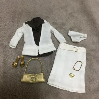 1/6ドール衣装【G】人形 服 バービー ジェニー momoko(ぬいぐるみ/人形)