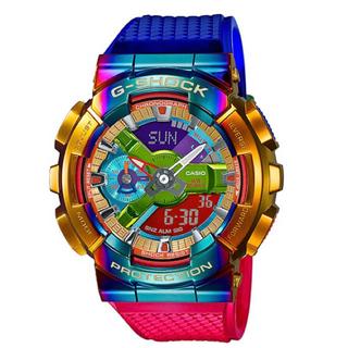ジーショック(G-SHOCK)の新品 G-SHOCK GM-110RB-2AJF(腕時計(アナログ))