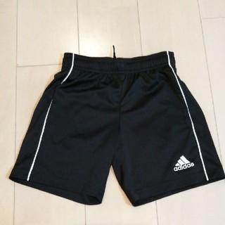 アディダス(adidas)のアディダス ポケット付き 130 サッカー ハーフパンツ 練習着(ウェア)