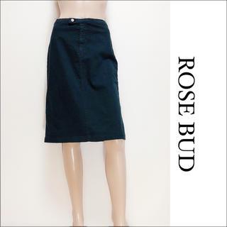 ローズバッド(ROSE BUD)のROSE BUD ひざ丈 スカート♡ザラ アーバンリサーチ ロデオクラウンズ(ひざ丈スカート)
