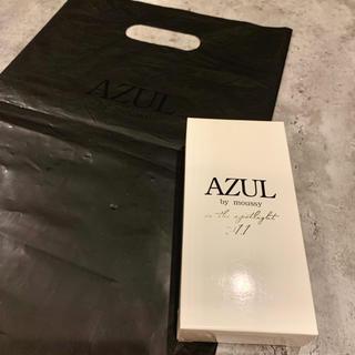 アズールバイマウジー(AZUL by moussy)のAZUL オードトワレ インザスポットライト 新品(香水(女性用))