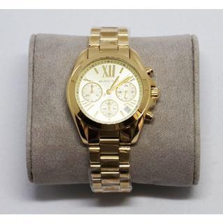 マイケルコース(Michael Kors)のマイケルコース ブラッドショー クロノグラフ MK5798 レディース(腕時計)