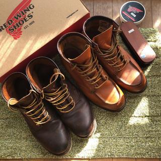 レッドウィング(REDWING)のレッドウィング ブーツ 2足セット(ブーツ)