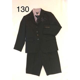 スーツ 男の子 130cm(ドレス/フォーマル)