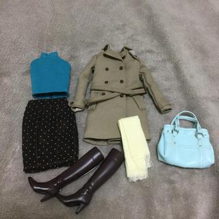 1/6ドール衣装【H】人形 服 バービー ジェニー (ぬいぐるみ/人形)