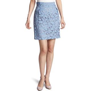 フレイアイディー(FRAY I.D)のFRAY ID フェイクレザーカットスカート(ミニスカート)