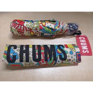 CHUMS - CHUMS 折りたたみ傘 新品未使用 hippie