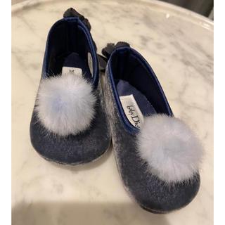 baby Dior - ベビーディオール ファーストシューズ 美品