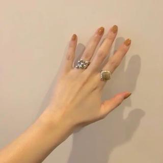 ロキエ(Lochie)のヴィンテージ リング marihoja(リング(指輪))