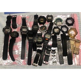 ジーショック(G-SHOCK)のG-SHOCK ジーショック ジャンク品 まとめ メンズ 腕時計 ウォッチ(腕時計(アナログ))