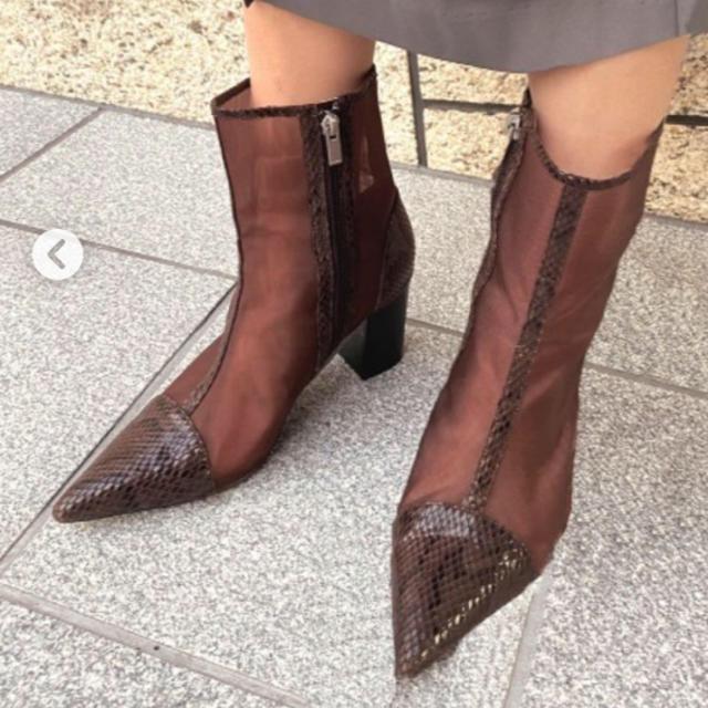 Ameri VINTAGE(アメリヴィンテージ)のma_yuさま専用 レディースの靴/シューズ(ブーツ)の商品写真