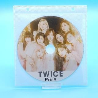 最新作♥️TWICE トゥワイス PV&TV DVD1枚