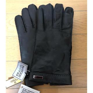 フェンディ(FENDI)の新品未使用!フェンディの手袋(手袋)