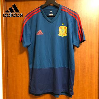 アディダス(adidas)のスペイン代表 トレーニングシャツ ユニフォーム アディダス adidas(ウェア)