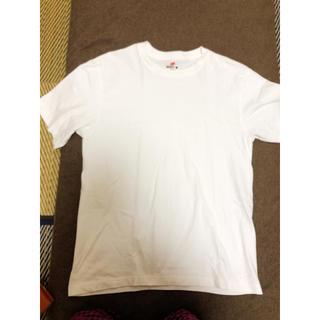 ヘインズ(Hanes)のhanes  半袖Tシャツ メンズ(Tシャツ/カットソー(半袖/袖なし))