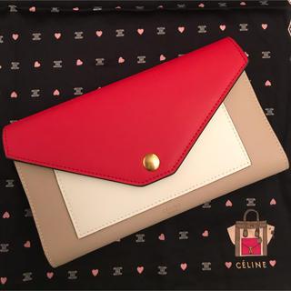 セリーヌ(celine)の4万円❤️極美品❤️CELINE セリーヌ 本物 長財布(財布)