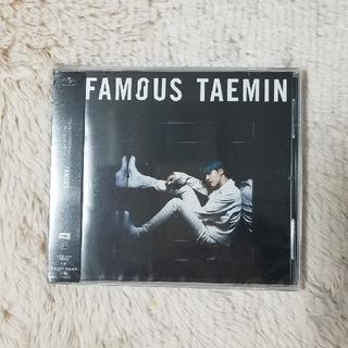 シャイニー(SHINee)のSHINee  テミン  FAMOUS  CD  通常版(K-POP/アジア)