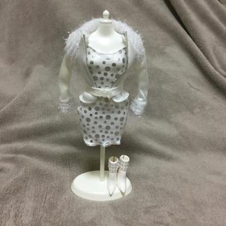 バービー(Barbie)の1/6ドール衣装【I】人形 服 バービー ジェニー(ぬいぐるみ/人形)