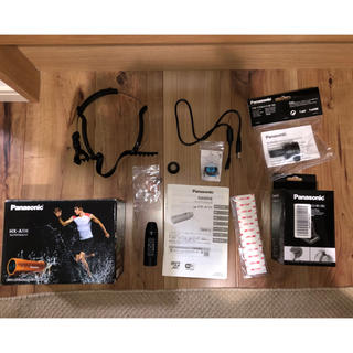 パナソニック(Panasonic)のPanasonic HX-A1H ウェアラブルカメラ パナソニック gopro(ビデオカメラ)
