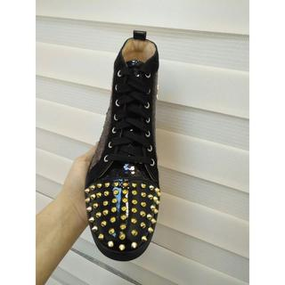 クリスチャンルブタン(Christian Louboutin)の新品 CHRISTIANLOUBOUTIN靴国内発送(スニーカー)