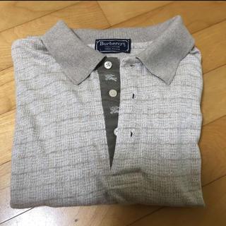 BURBERRY - バーバリー 半袖 ポロシャツ L   XL