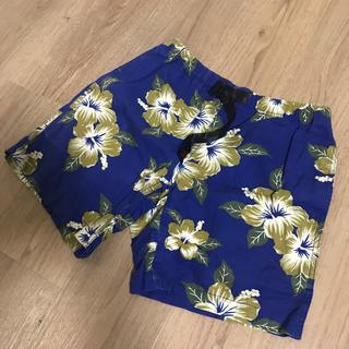 グラミチ(GRAMICCI)のグラミチ 花柄ショートパンツ(ショートパンツ)