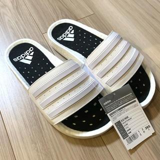 adidas - アディレッタ ブースト アディダス Boost 26.5 未使用 サンダル