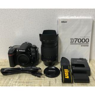 Nikon - NiKON ニコン D7000 ズームレンズセット