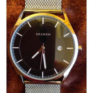 スカーゲン(SKAGEN)のSKAGEN スカーゲン SKW6284  腕時計  大きめ40㎜(腕時計)