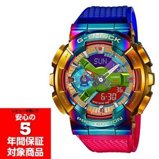 ジーショック(G-SHOCK)のG-SHOCK Metal Coveredライン GM-110RB-2AJF(腕時計(アナログ))