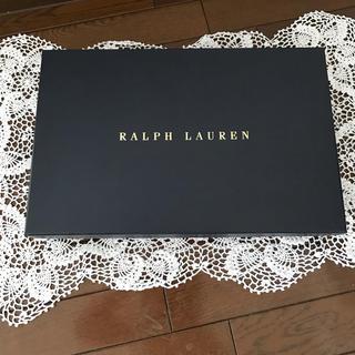 ラルフローレン(Ralph Lauren)のラルフローレン  プレゼントbox(ラッピング/包装)