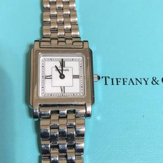 ティファニー(Tiffany & Co.)のティファニー 時計 スクエア(腕時計)