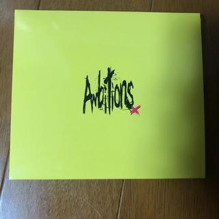 ワンオクロック(ONE OK ROCK)のONE OK ROCK アルバム『Ambitions』(ミュージック)