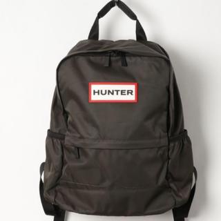ハンター(HUNTER)の美品 【HUNTER】 リュック バックパック(リュック/バックパック)