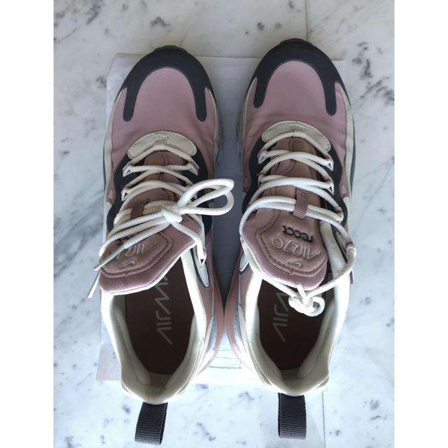 NIKE(ナイキ)の ナイキ AIR MAX 270 REACT 美品 レディースの靴/シューズ(スニーカー)の商品写真