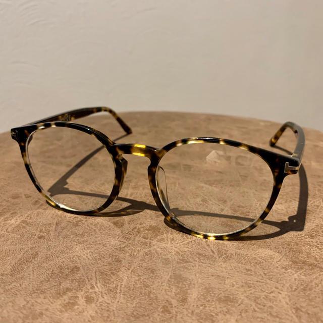 TOM FORD(トムフォード)のすぐ届く! TOMFORD トムフォード TF5524 055 メガネ 眼鏡 メンズのファッション小物(サングラス/メガネ)の商品写真