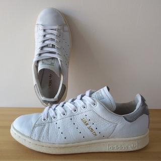 アディダス(adidas)のadidas / stan smith / gray / 23cm(スニーカー)