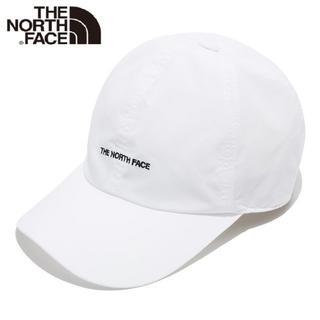 ザノースフェイス(THE NORTH FACE)の海外限定 ノースフェイス ホワイトレーベル キャップ CAP 白 K1B(キャップ)