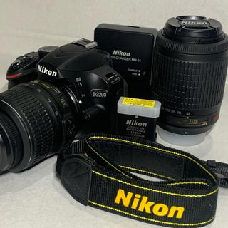 Nikon - ニコン D3200